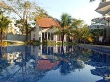 Pool in daytime, Phu Quoc, Vietnam