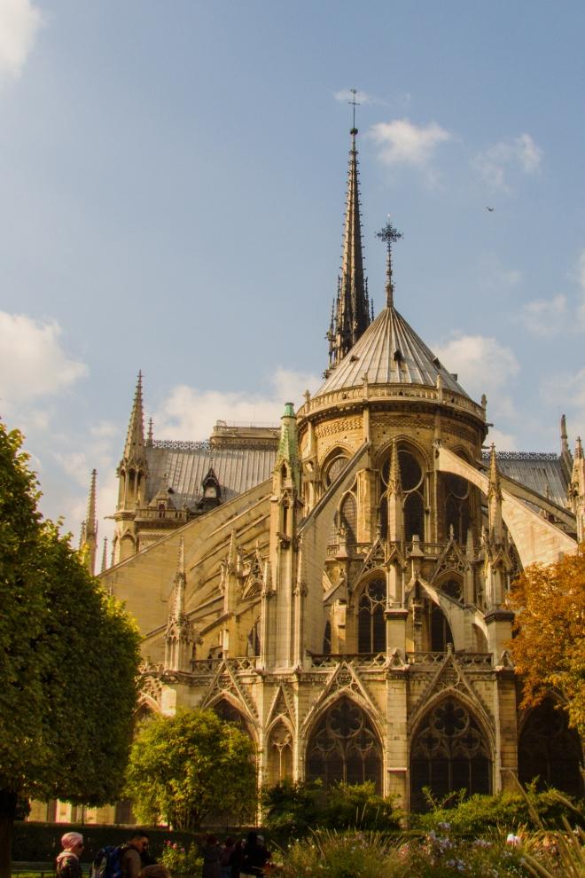 Notre Dame 3PM