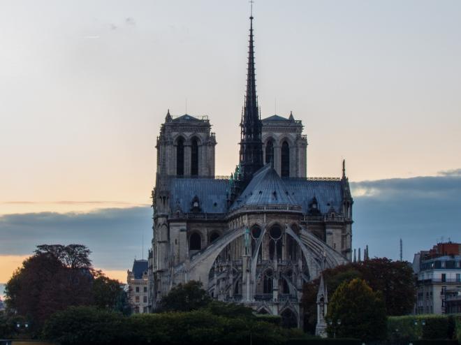 Notre Dame 8 PM