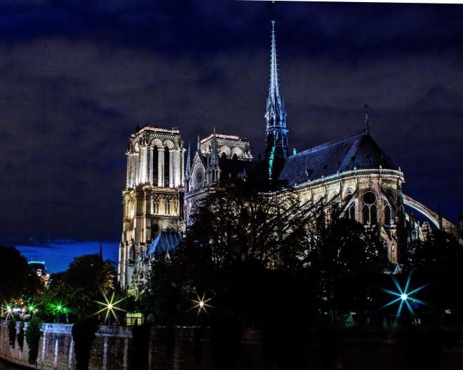 Notre Dame 8PM