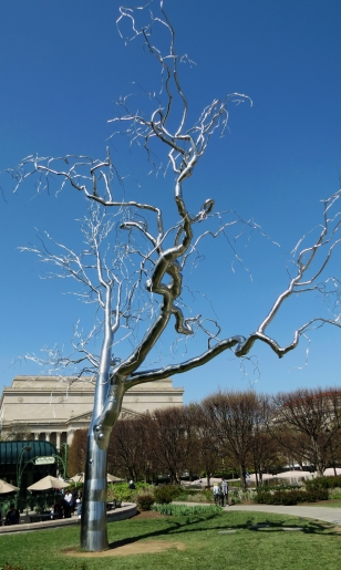 Roxy Paine, Graft