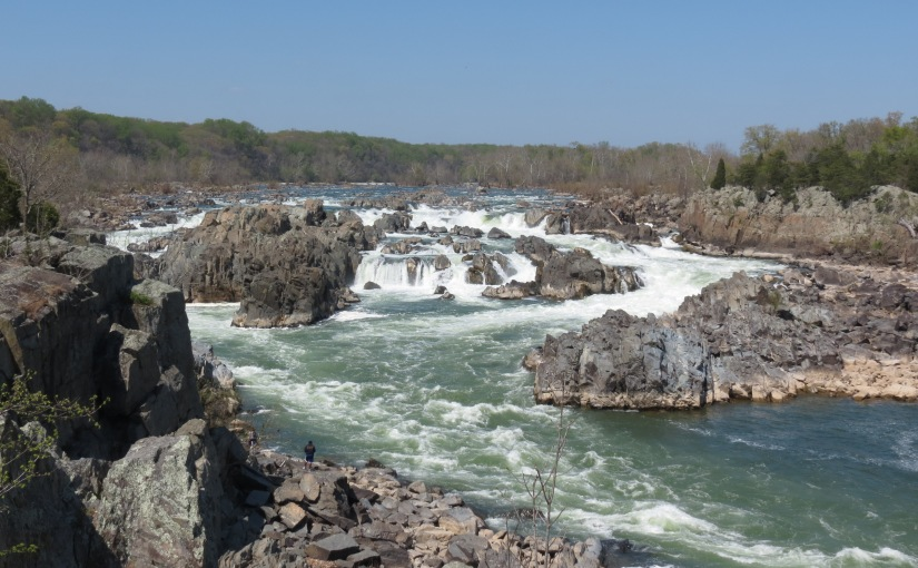 The Great Falls of the PotomacRiver