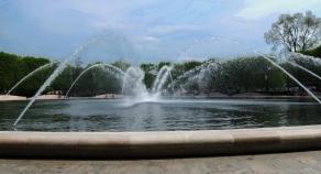 Fountains, National Gallery Sculpture Garden