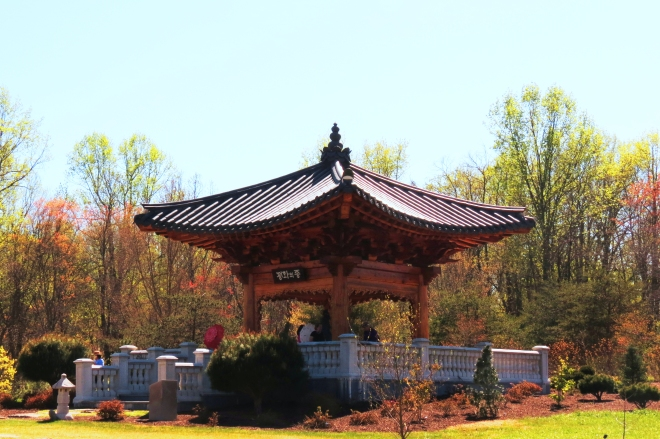 Korean Bell Pavillion2