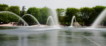 Fountains, National Gallery Sculpture Garden