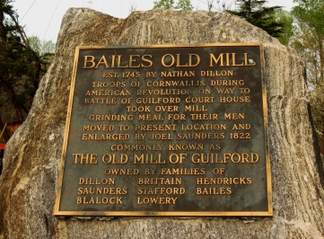 Bailes' Old Mill