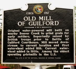 Old Mill of Guilford
