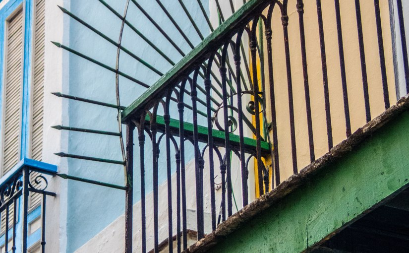 Cuban Diary Day 2: Squares of OldHavana