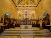 Interior of Catedral de San Cristóbal