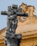 Statuary at Plaza de la Catedra