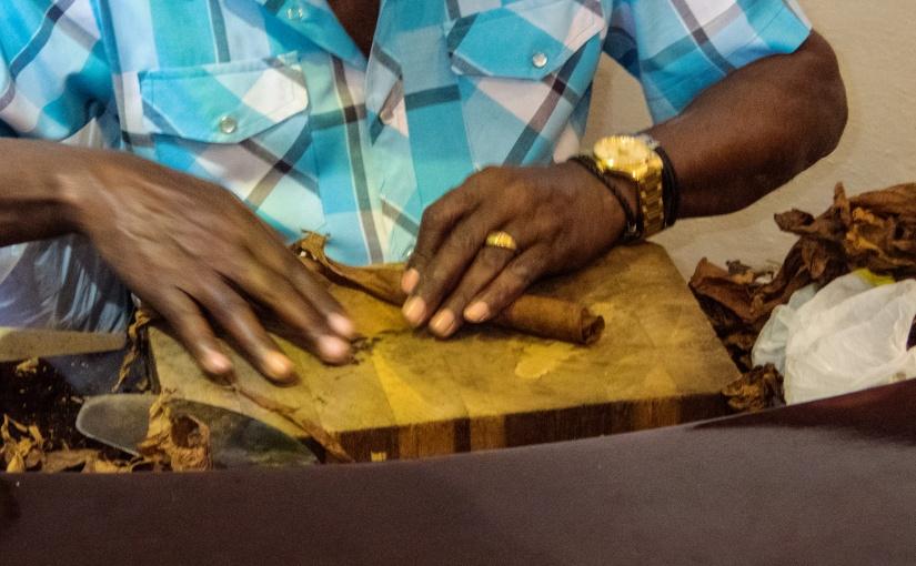 Cuban Diary Day 3: Cigars, Salad andSalsa