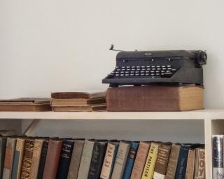 Hemingway's typewriter