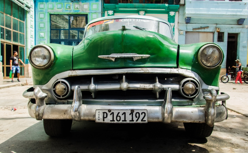 Eight Days in Cuba: an Introduction