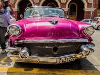 1950s Buick convertible
