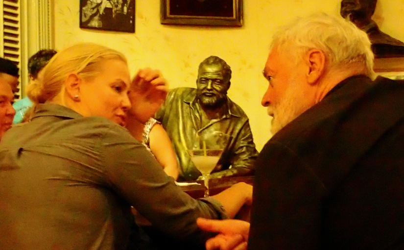 Cuban Diary: A Few of Hemingway's Bars