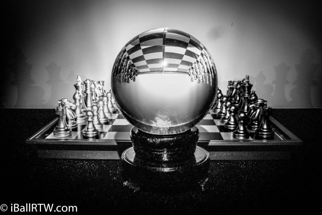 A reflection on chess