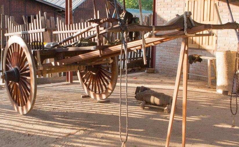 Cart Wheels – Cee's Fun Foto Challenge: Spring –Wood
