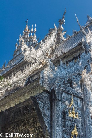 Ubosot at Wat Sri Suphan