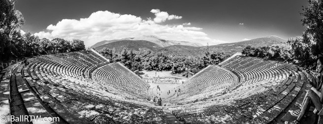Great Theater of Epidaurus