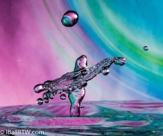 iBallRTW-Water Drop Collisions-4