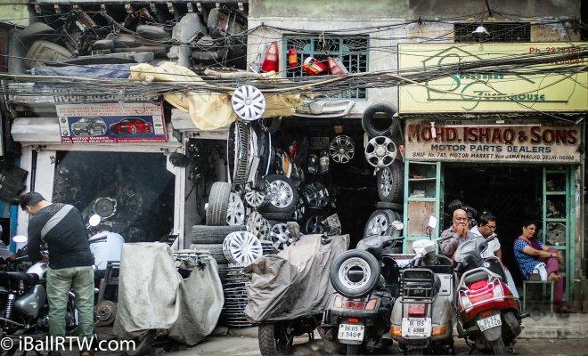 Shop No. 783, MOTOR MARKET Near JAMA MASJID, DELHI