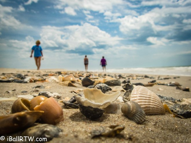 Atlantic Beach Walk