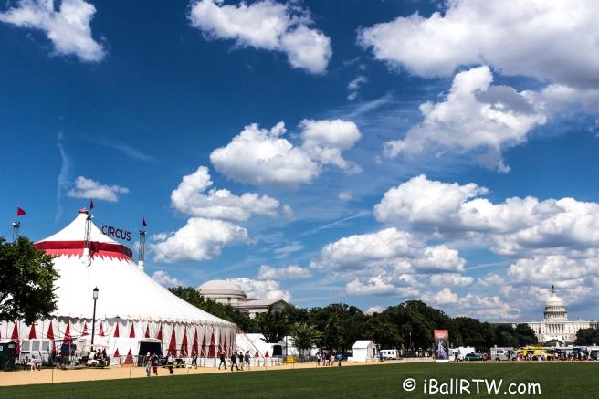 Smithsonian Folklife Festival Circus Arts