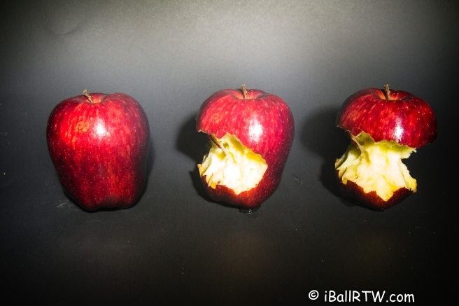Red Delicious Devoured