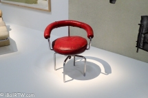 Le Corbusier LC7 Swivel Chair