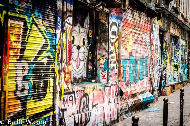 RueDénoyez Street Art