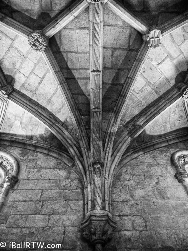Refectory Ceiling of the Mosteiro dos Jeronimos