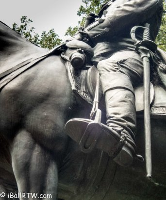 General Nathanael Greene, detail