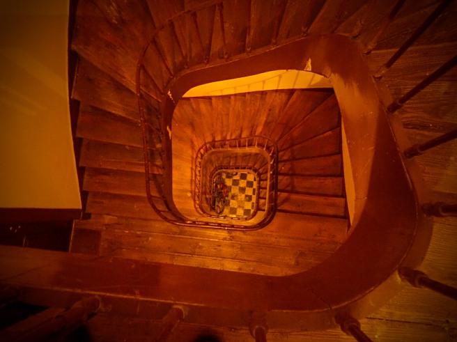 57 Steps Down