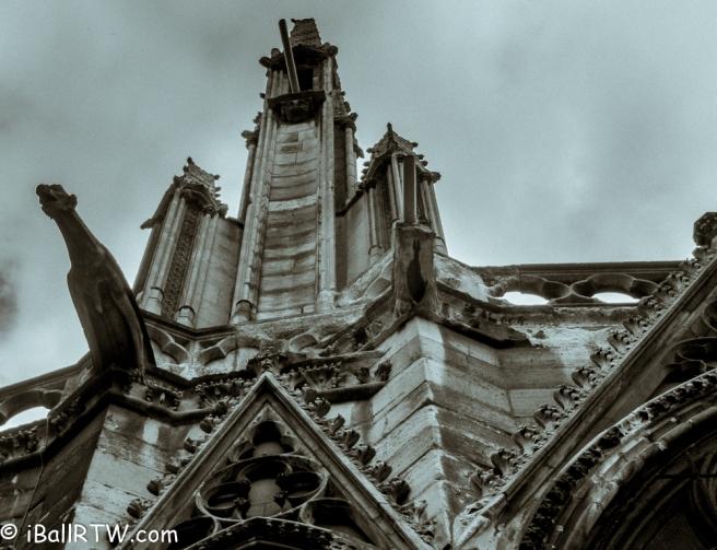 A Notre Dame Detail