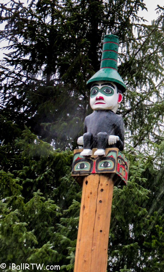 William Seward Shame Totem Pole