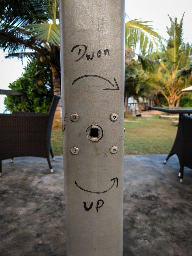 Dwon - Up