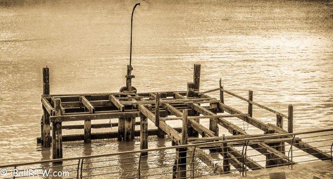 Titanic's Last Dock