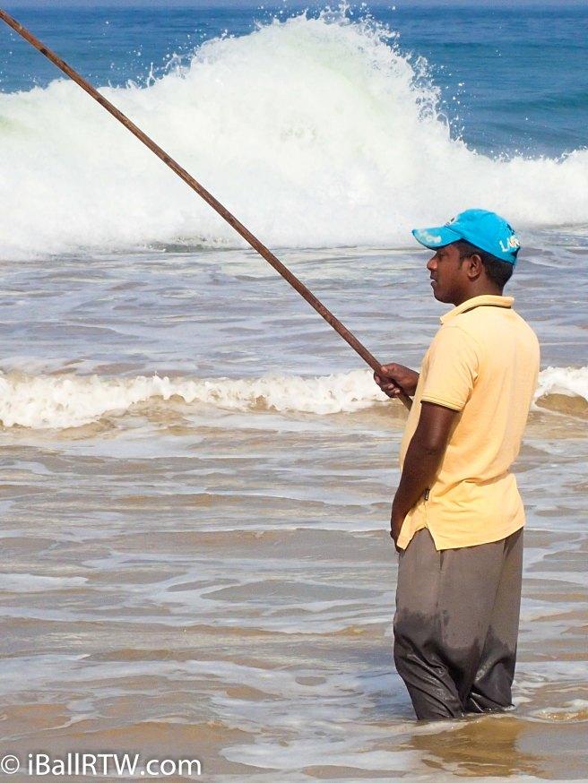 Bentota Fisherman