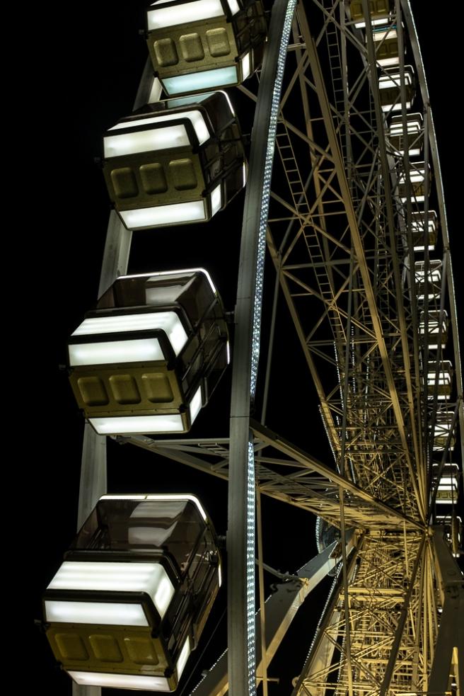 Beneath the Budapest Eye