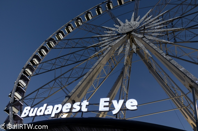 In Line for the Budapest Eye