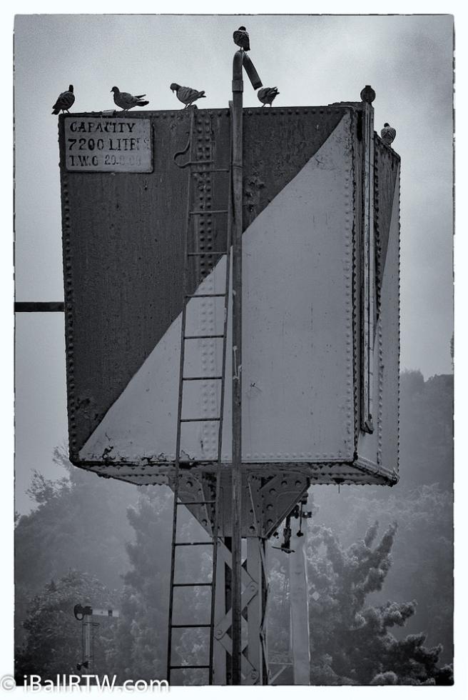 Coonoor Station Water Tower