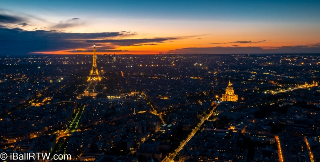 Montparnasse Vista