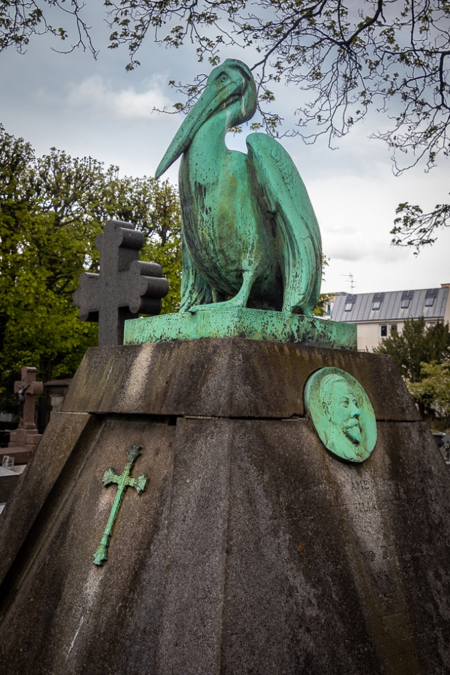 Pelican Grave