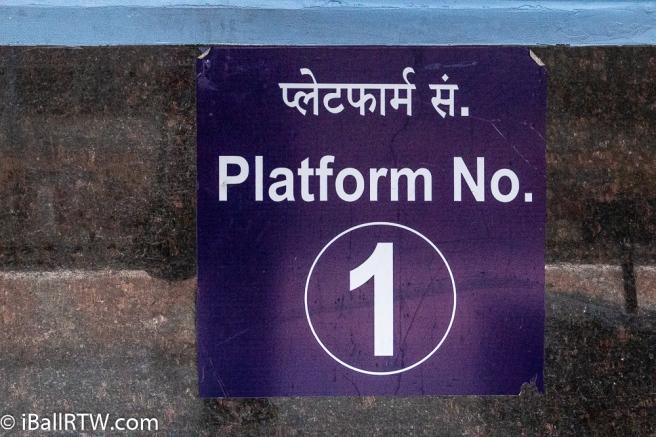 Platform No. 1