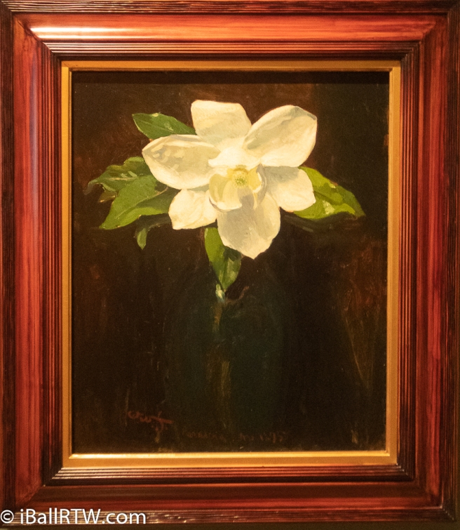 Magnolia by Charles Walter Stetson
