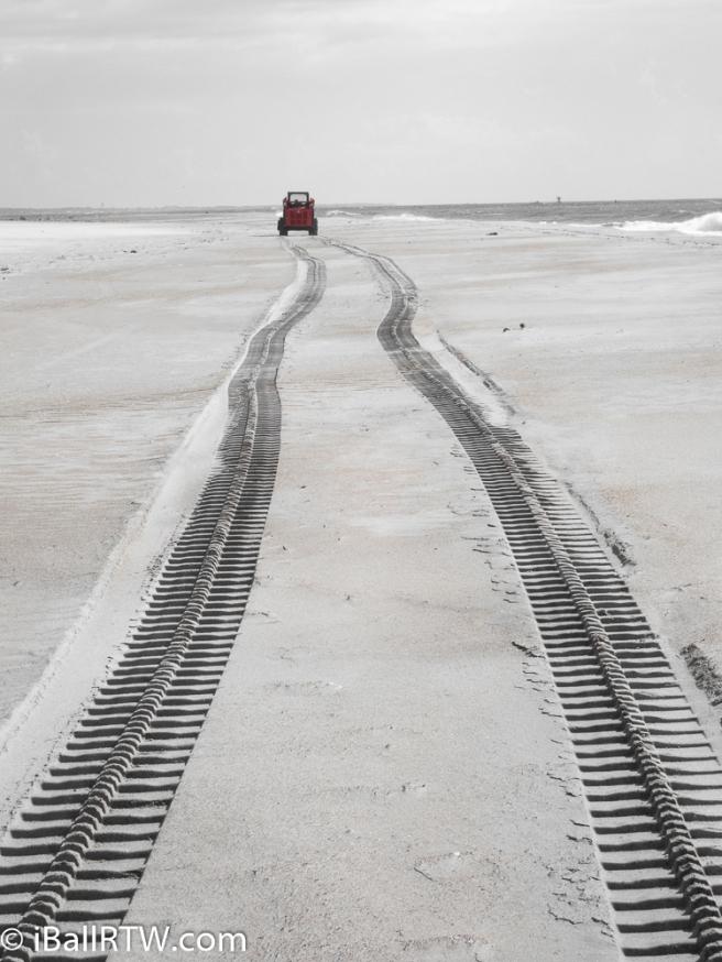 Beach Tire Treads