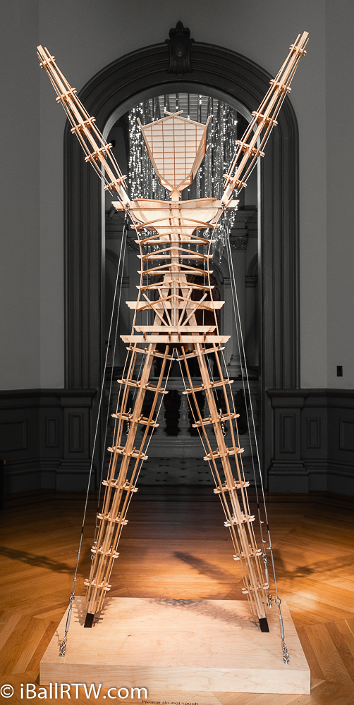 Burning Man at the Renwick Gallery