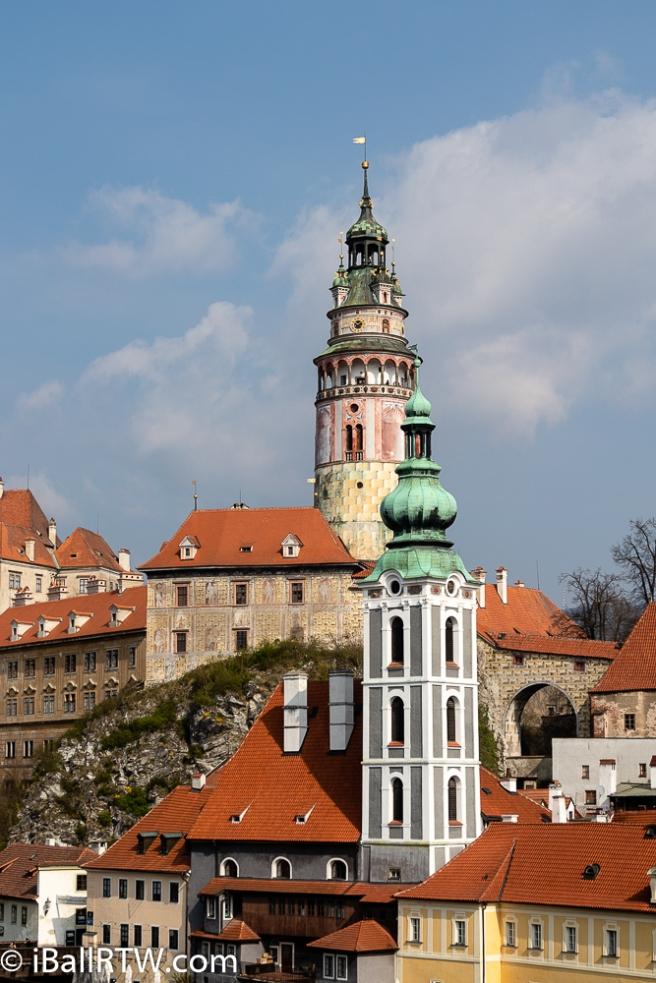 State Castle Český Krumlov