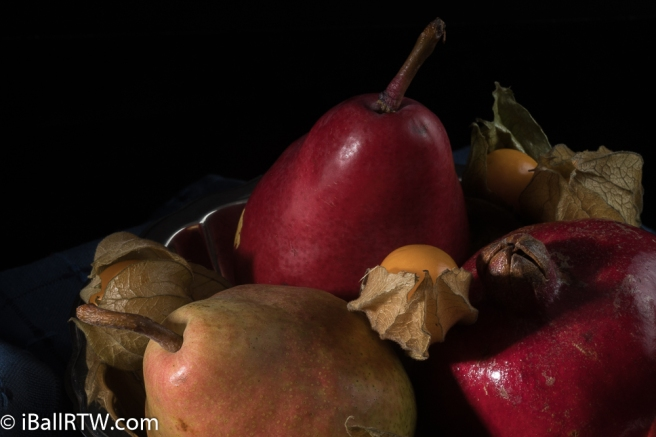 Still Life with Pears and Pomegranate