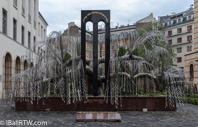 Holocaust Tree of Life Memorial